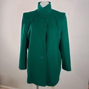 Vintage 60's-70's ILGWU Worker's Union Wool Coat